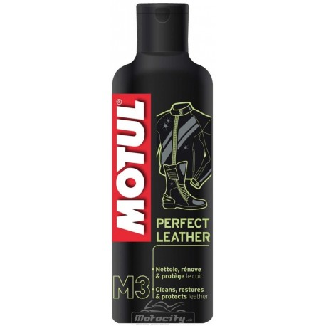 Motul M3 Perfect Leather 250ml, Motokozmetika
